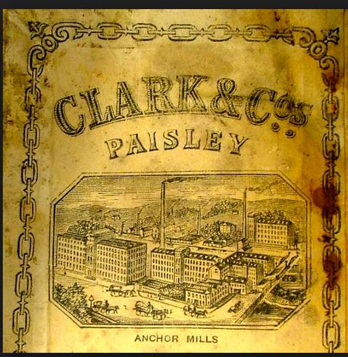 Clarks Paisley