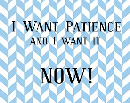 Patience 4y